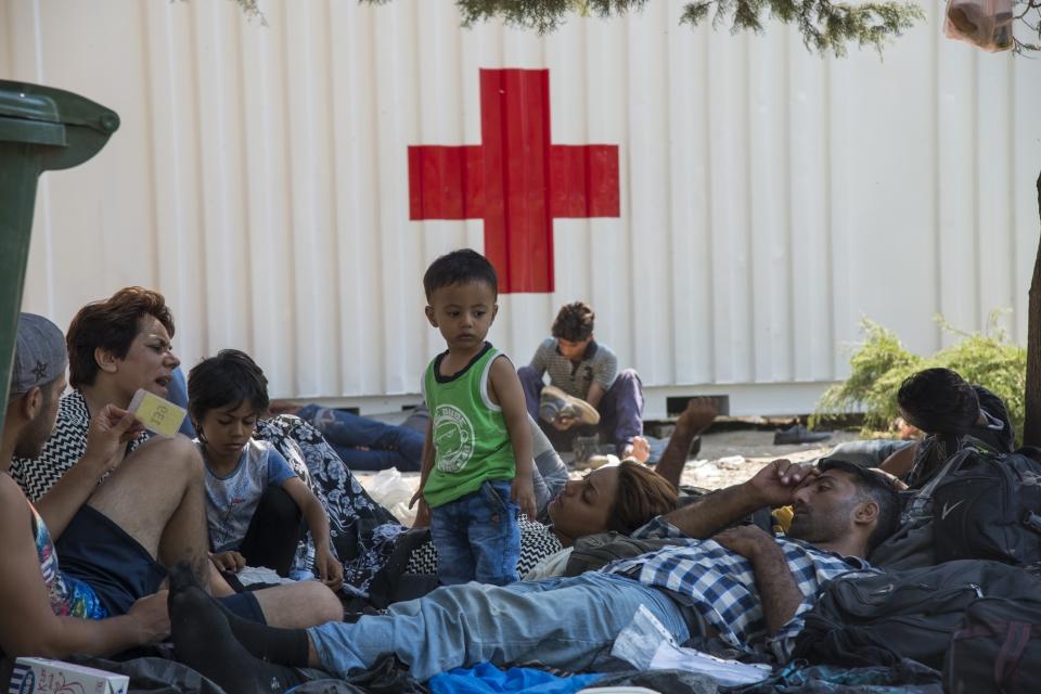 hjælp flygtninge i danmark