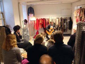 I løbet af butikkens levetid var der blandt andet flere koncerter, der skulle trække de købelystne københavnere ned i butikken