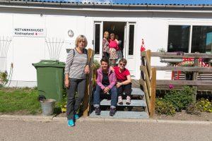 Netværkshuset Kastruplund arrangerer hver uge hyggelige gåture i nærområdet.