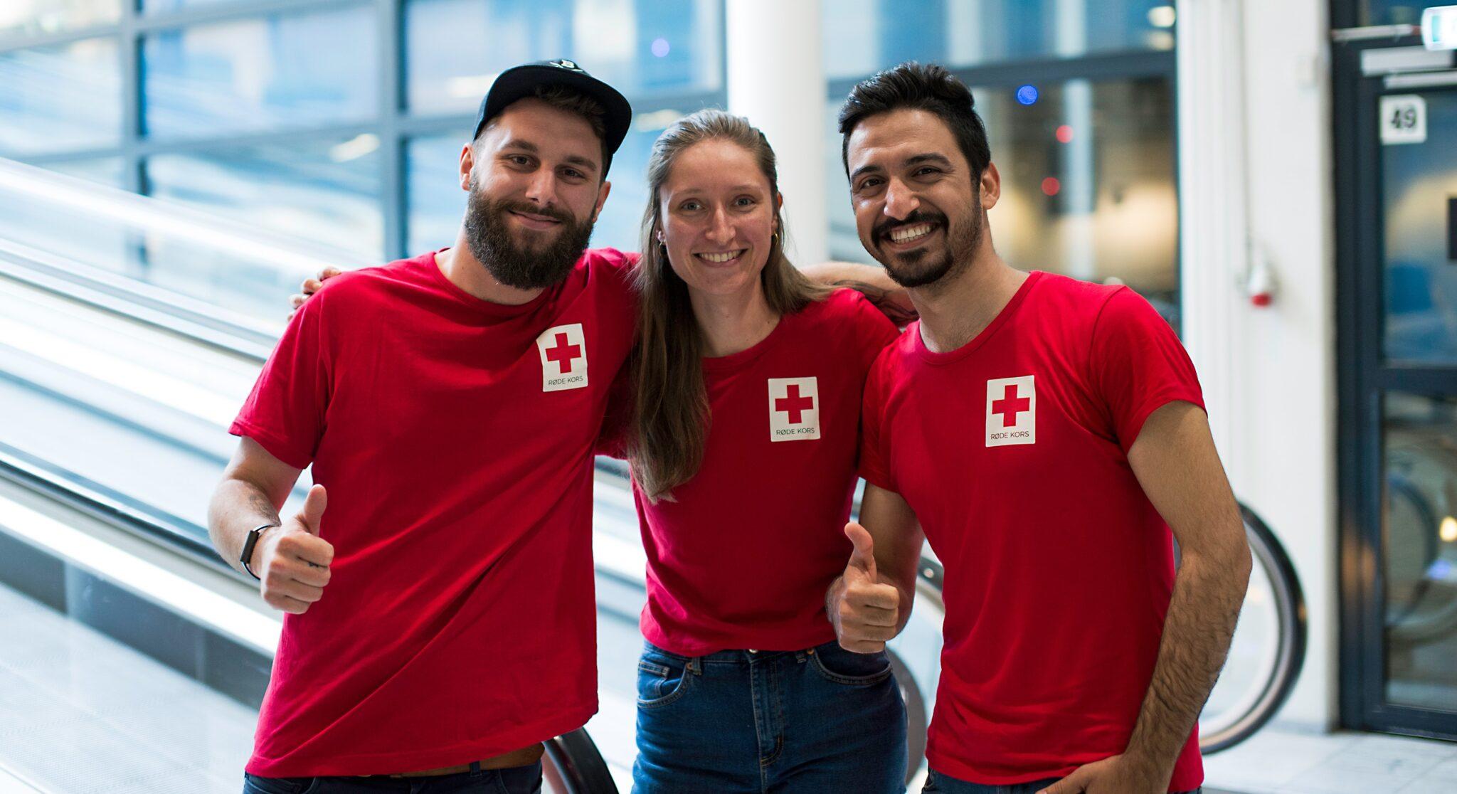Frivillig i København, frivilligt arbejde i København