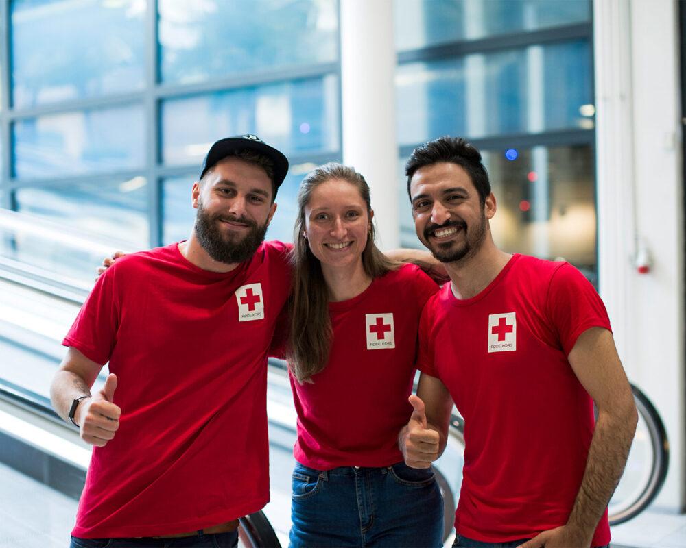 Frivillig i København: Bliv frivillig og få frivilligt arbejde i København, ligesom Rasmus, Tilde og Layth